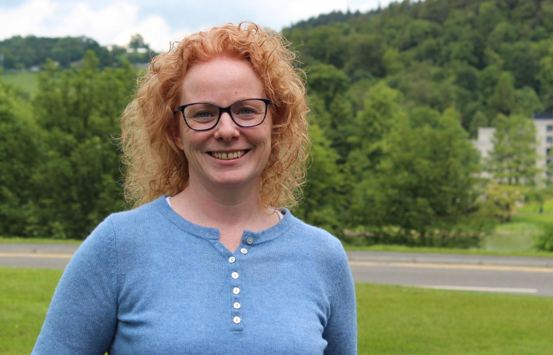 Margaret Crumlish, University of Stirling
