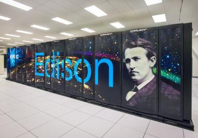 'Edison' Scientific Supercomputer