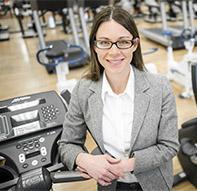 Jennifer Heisz, assistant professor of kinesiology, McMaster University