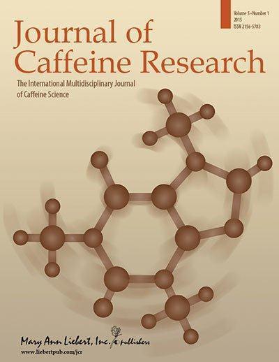 <i>Journal of Caffeine Research</i>