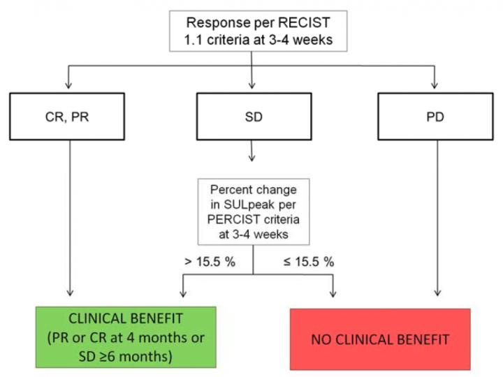 PET/CT Criteria For Early Prediction Of Response To Immune Checkpoint Inhibitor Therapy (PECRIT)