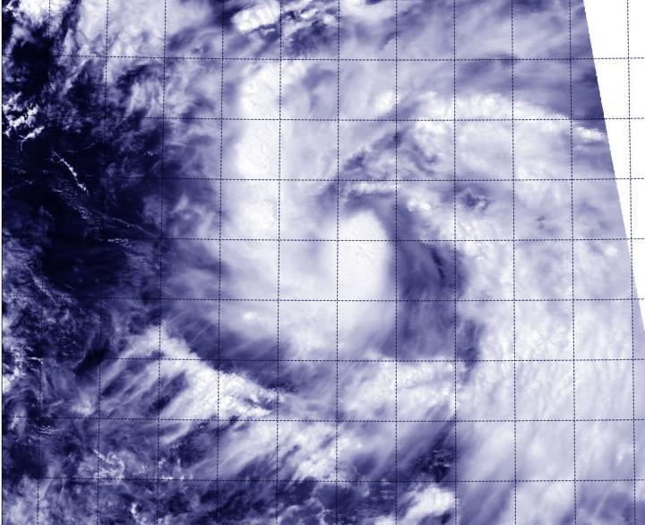 MODIS Image of Phanfone