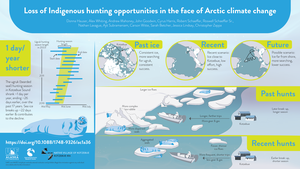Seal hunting infographic