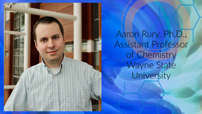 Aaron Rury, Ph.D., assistant professor of chemistry, College of Liberal Arts and Sciences, Wayne State University