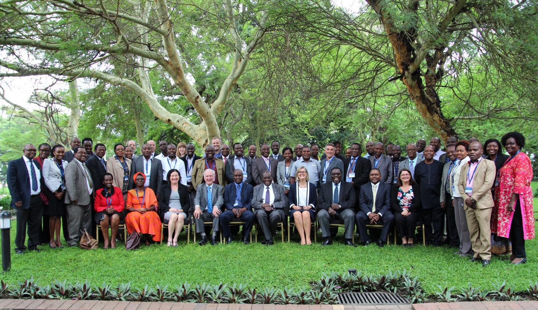 Fourth Workshop Participants, Lusaka, Zambia