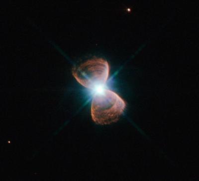 Bipolar Planetary Nebula PN Hb 12