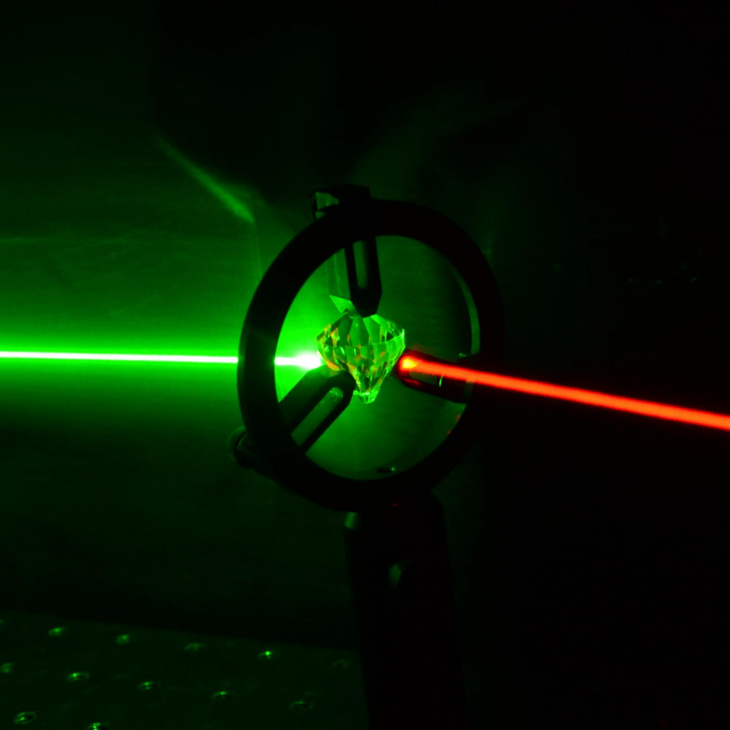 Changing the Color of Single Photons