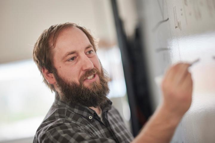 NAU Associate Professor Gerrick Lindberg