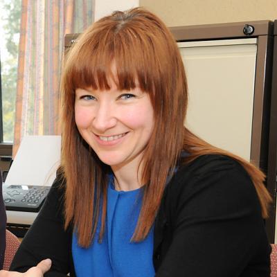 Karen Brown, University of Leicester