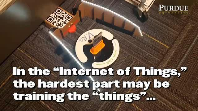 Anyone Can Train their 'Internet of Things'