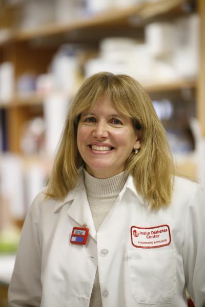 Laurie Goodyear, Ph.D., Joslin Diabetes Center
