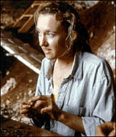 Mary Stiner, University of Arizona