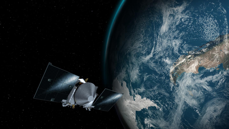Earth Gravity Assist