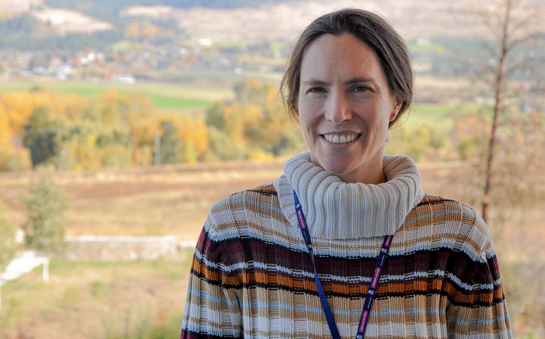 Catherine Broom,  University of British Columbia Okanagan campus