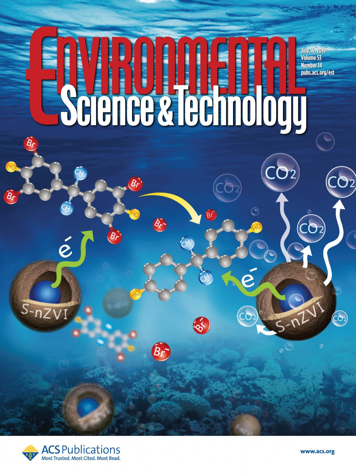 Cover of ES&T