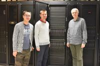 Dr. Weiliang Chen, Dr. Iain Hepburn & Erik De Schutter, Okinawa Institute of Science and Technology
