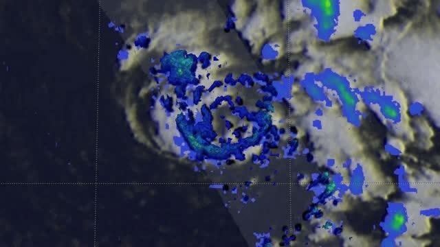 GPM Video of TD01