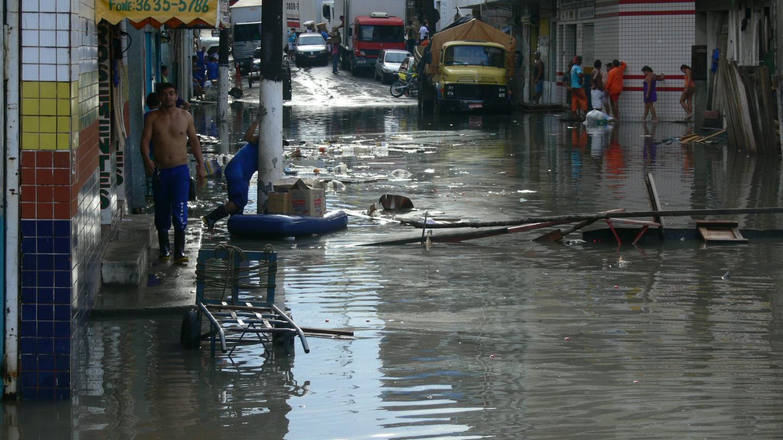 Center of Manaus