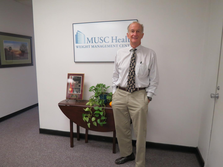 Dr. Patrick O'Neil, Medical University of South Carolina