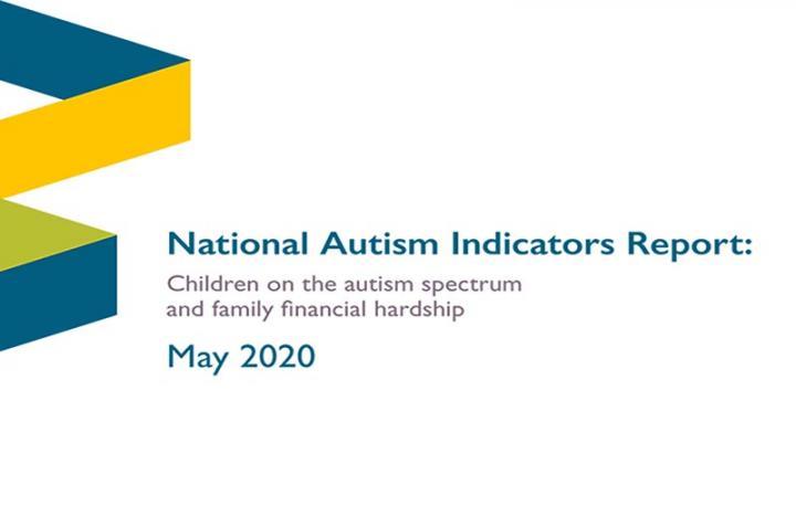 National Autism Indicators Report cover