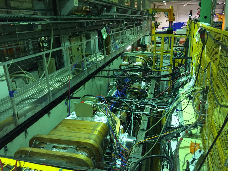 Neutron Experiment