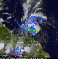 GPM Image of TD2