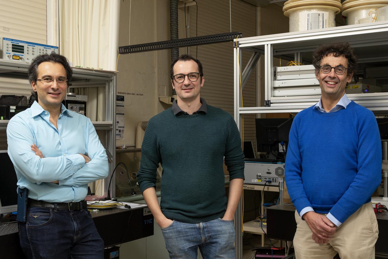 University of Sydney Research Team at Sydney Nano