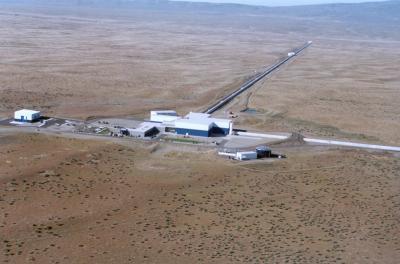 LIGO Facility, Hanford