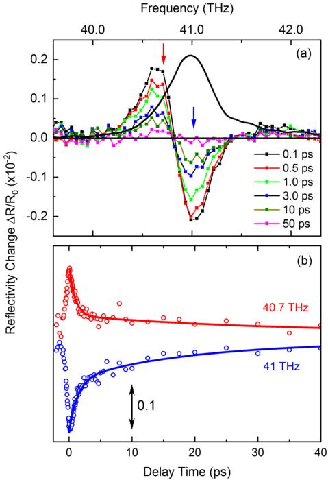 Stationary reflectivity spectrum