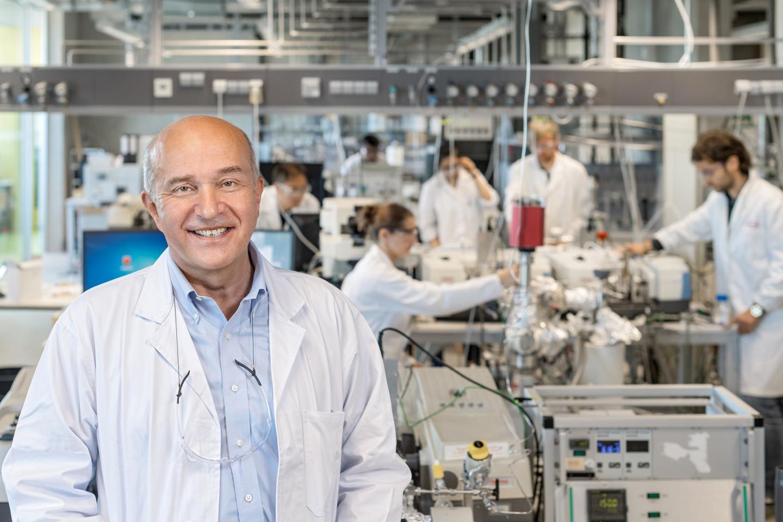 Prof. Dr. Johannes A. Lercher