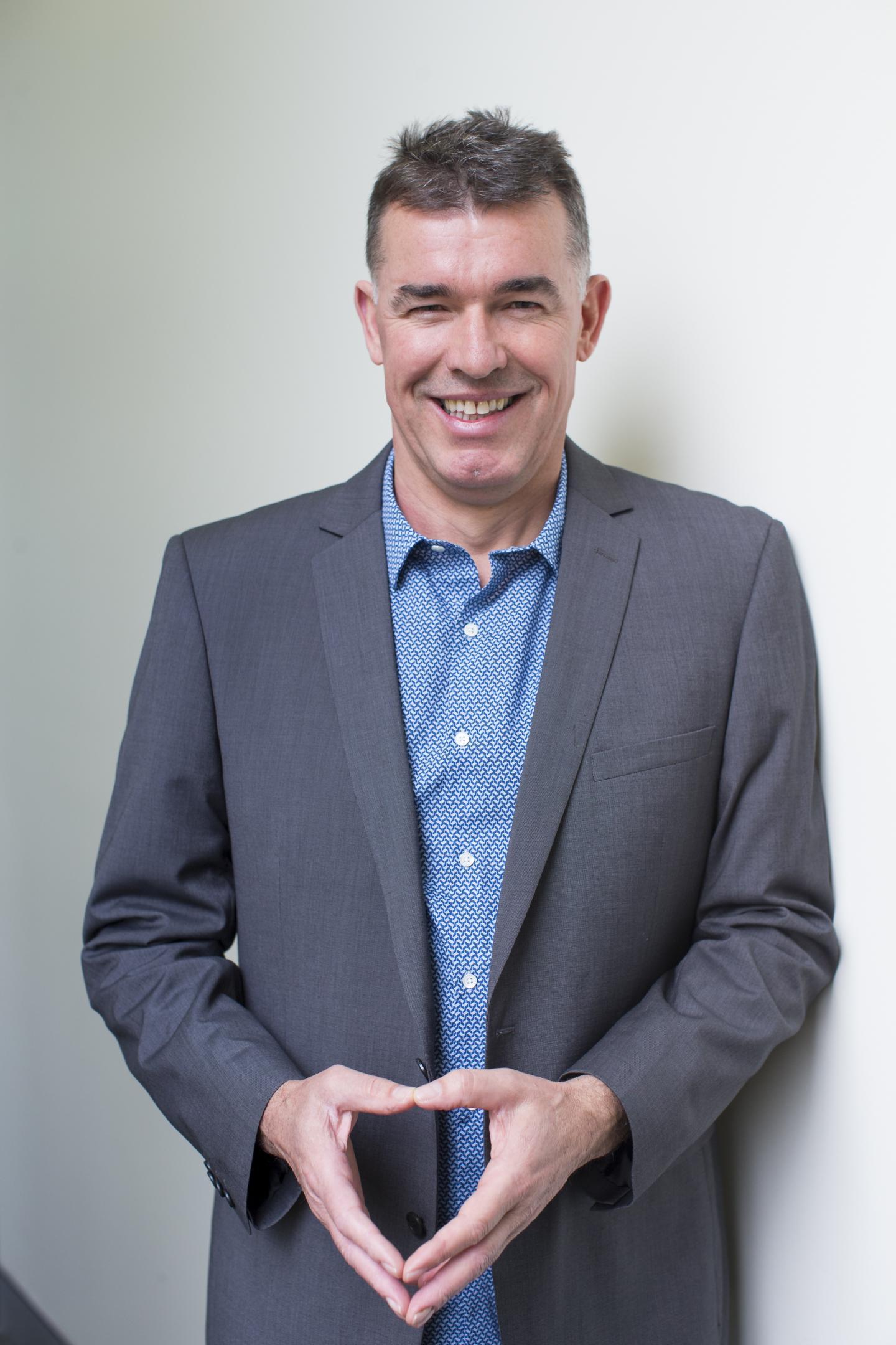 Iain McGregor, University of Sydney