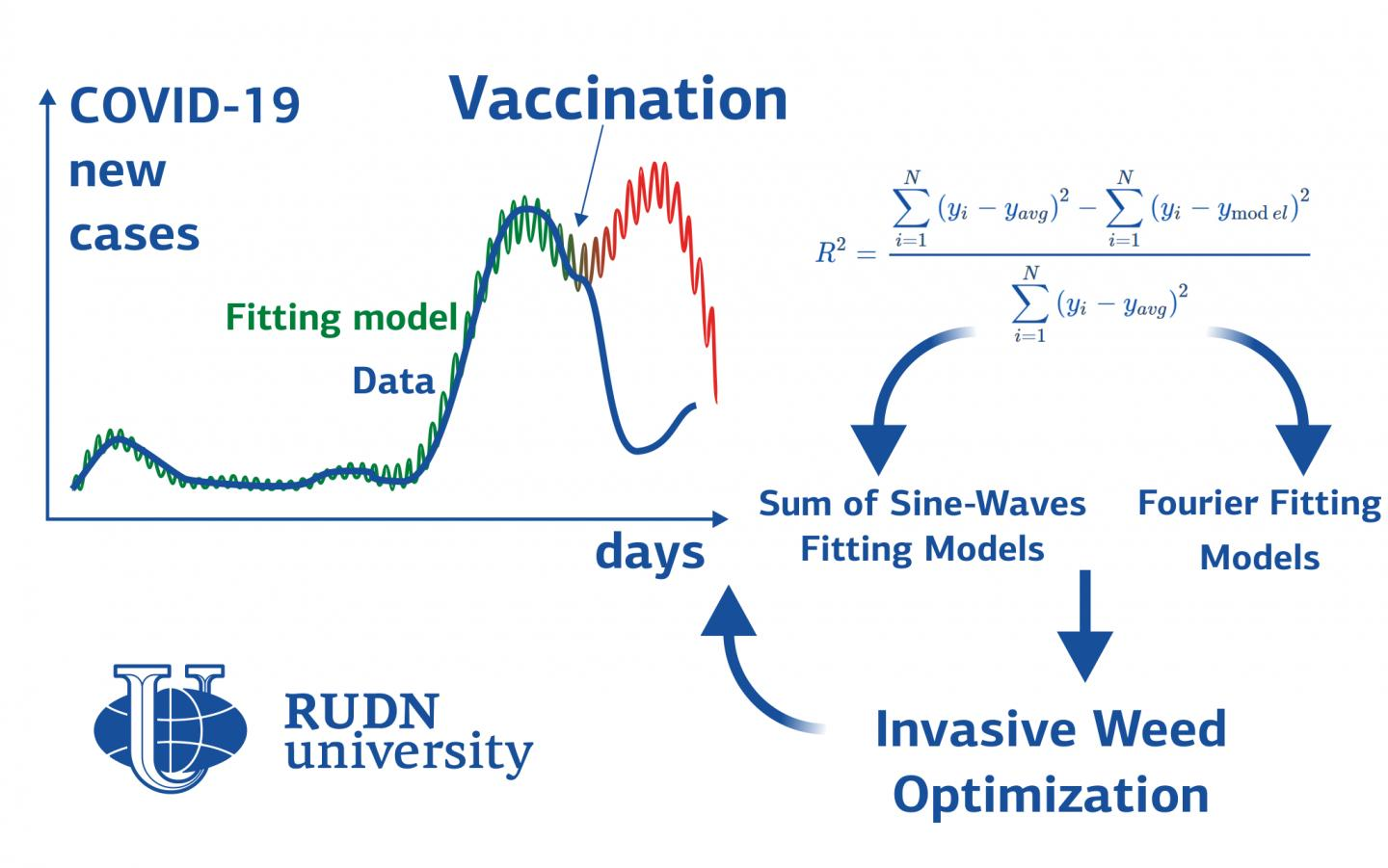 RUDN University Mathematician Builds a COVID-19 Spread Model -- It Shows How Vaccination Affect Pandemic