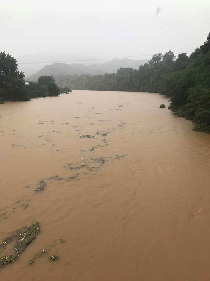 Flood in the Middle/Lower Yangtze River Basin