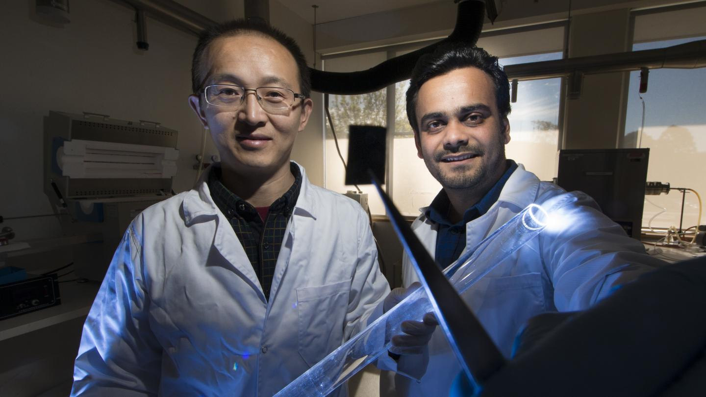 Researchers with Invention