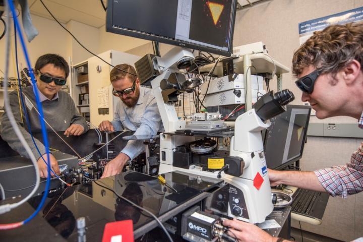 Molecular Foundry at Berkeley Lab
