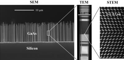 Nanowire Crystals