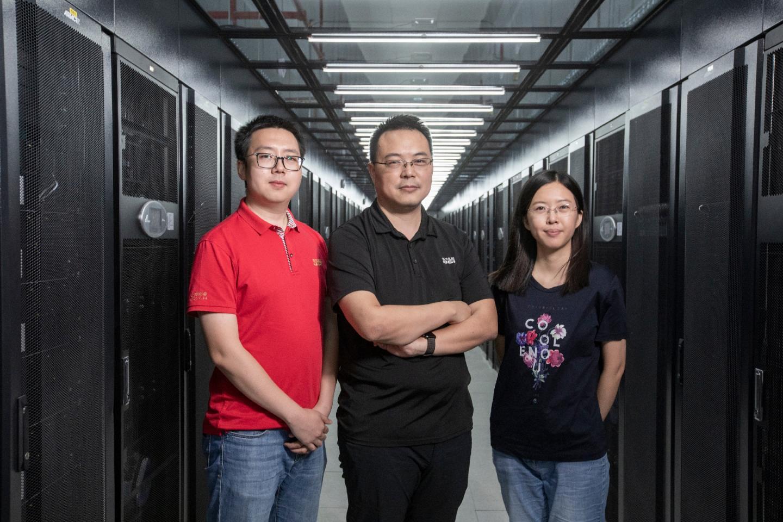 BGI-Shenzhen researchers