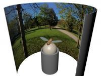 Virtual Reality Fly