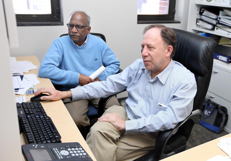 Stanley Hoffman, Ph.D. and Dhandapani Kuppuswamy, Ph.D., Medical University of South Carolina