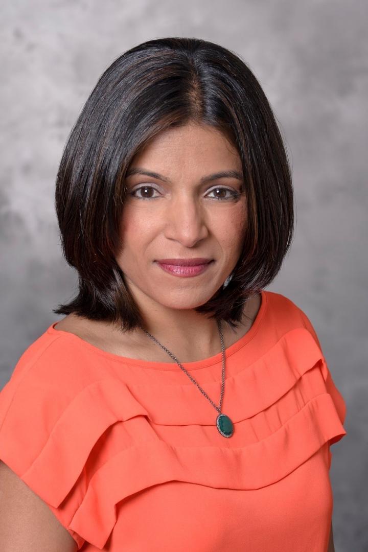 Rachna Shroff, M.D., University of Arizona Health Sciences