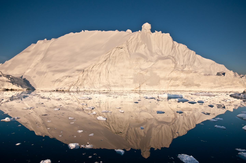 Greenland Icebergs DiskoBay