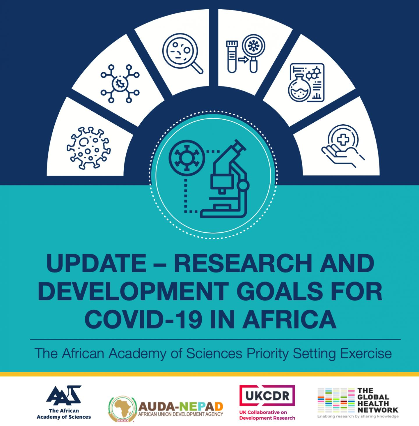 Research and Development Goals for Covid-19 in Africa