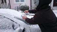 Snow Sampling in Bremen, Germany