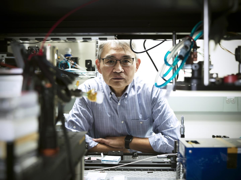 Goddard Technologist Tony Yu