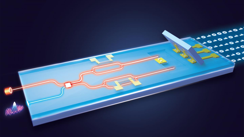 Quantum Random Number Generator Sets Benchmark for Size, Performance
