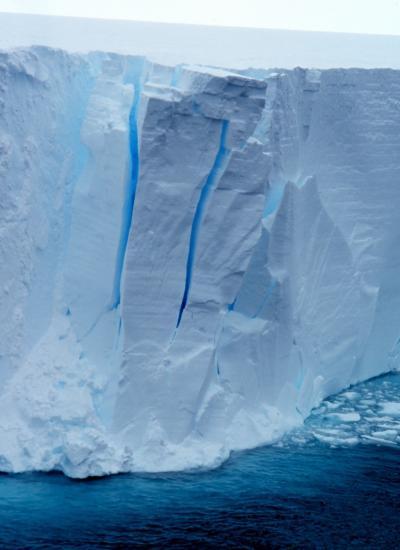 Antarctica's Ross Ice Shelf