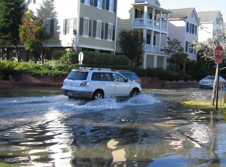 Sea-Level Rise Flooding