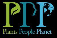 <i>Plants, People, Planet</i> Logo