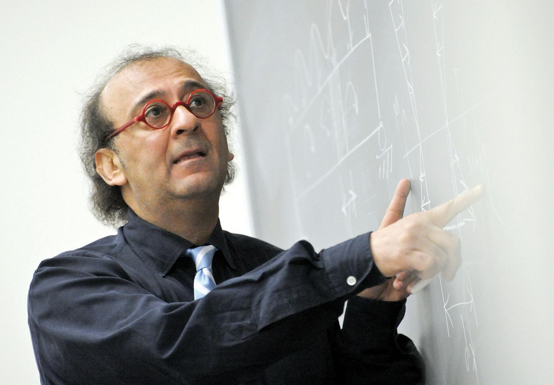 Ali Abolmaali, University of Texas at Arlington