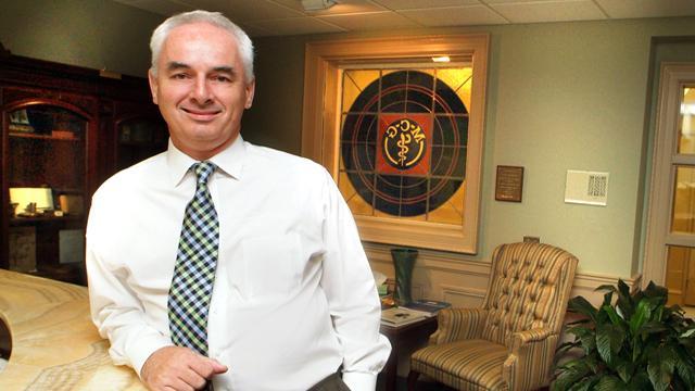 Peter F. Buckley, Georgia Regents University